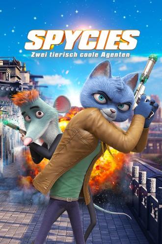 Spycies – Zwei tierisch coole Agenten