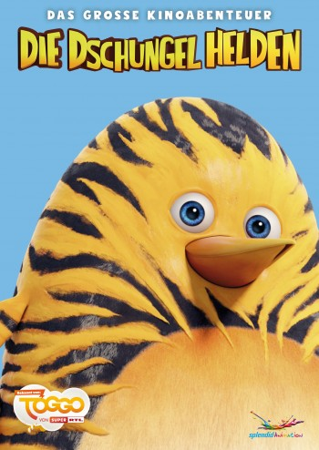 Die Dschungelhelden - Das große Kinoabenteuer - for Kids!